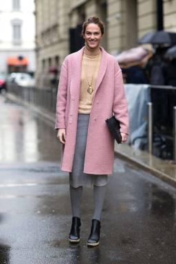 Best of Milan Fashion Week FW014 Street Style38