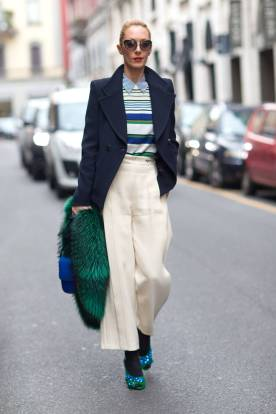 Best of Milan Fashion Week FW014 Street Style43