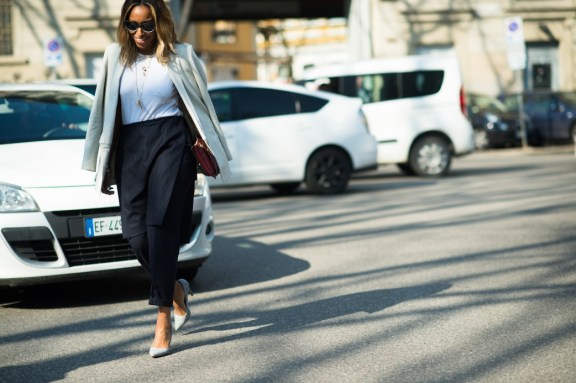 Best of Milan Fashion Week FW014 Street Style82