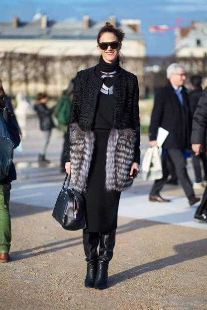 Best of Paris Fashion Week Streetstyle 43