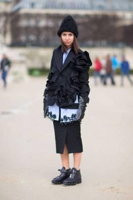 Best of Paris Fashion Week Streetstyle 52