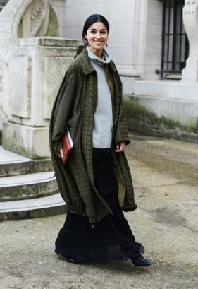 Best of Paris Fashion Week Streetstyle 8