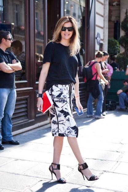 , Paris Fashionweek spring/summer 2012 season