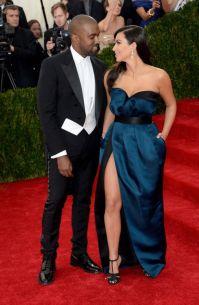 kim kardashian met gala 2014