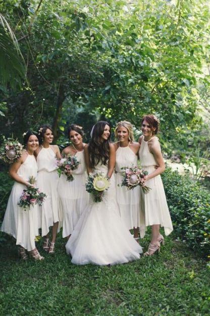 white bridesmaids 2