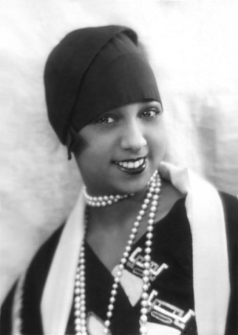 josephine baker pearl necklace