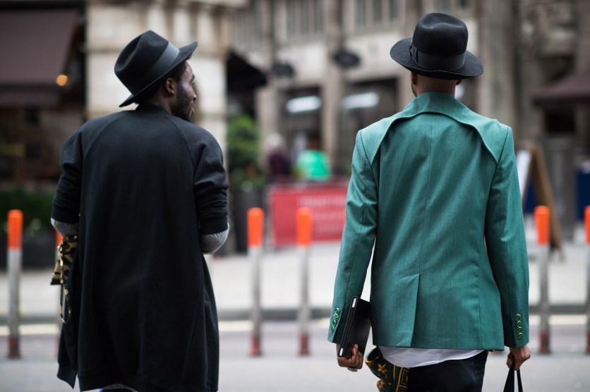 Men's Fashion Week Street Style 33