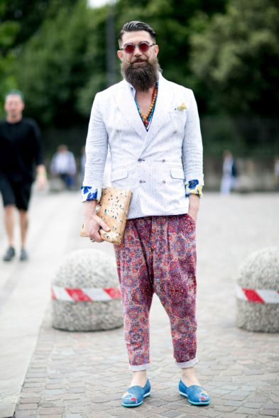 Men's Fashion Week Street Style 43