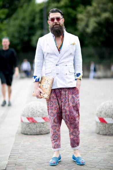 Men's Fashion Week Street Style 43