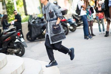 Men's Fashion Week Street Style 49