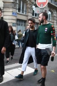 Men's Fashion Week Street Style 62