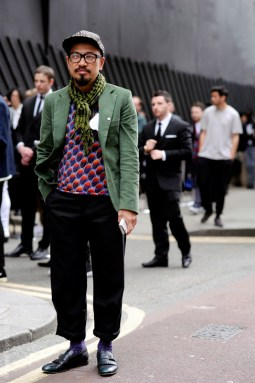 Men's Fashion Week Street Style 8