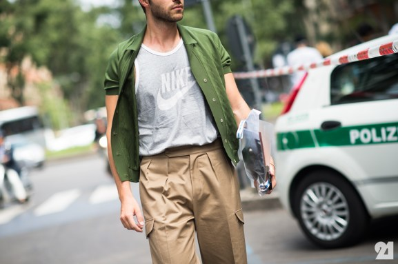 Men's Fashion Week Street Style 9