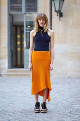 Paris Couture Fashion Week Fall 2014 street style 29