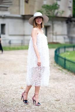 Paris Couture Fashion Week Fall 2014 street style 37
