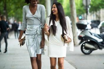 Paris Couture Fashion Week Fall 2014 street style 58