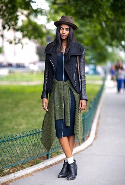 Paris Couture Fashion Week Fall 2014 street style 67
