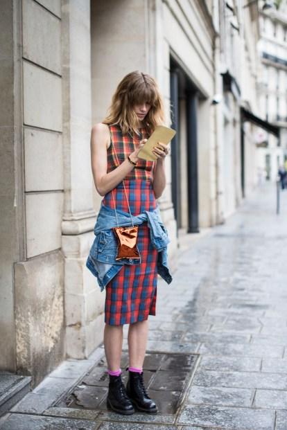 Paris Couture Fashion Week Fall 2014 street style 69