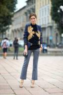 Best of Milan Fashion Week SS2015 Street Style 36