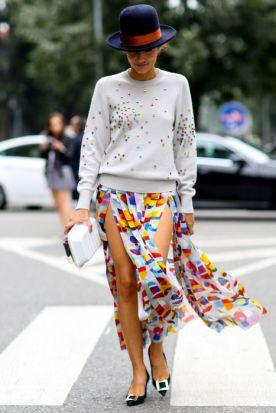 Best of Milan Fashion Week SS2015 Street Style 59