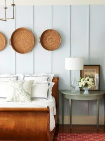 basket wall decor