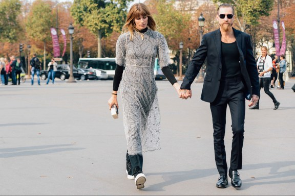 Best of Paris Fashion Week SS15 Street Style 30