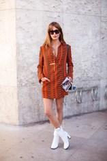 Best of Paris Fashion Week SS15 Street Style 36