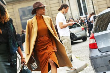 Best of Paris Fashion Week SS15 Street Style 39