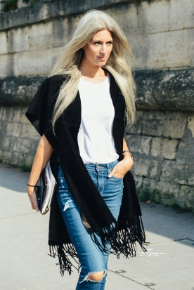 Best of Paris Fashion Week SS15 Street Style 42