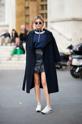 Best of Paris Fashion Week SS15 Street Style 43