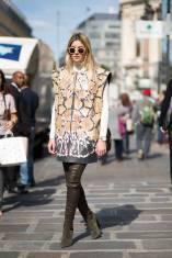 Best of Paris Fashion Week SS15 Street Style 55