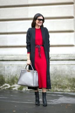 Best of Paris Fashion Week SS15 Street Style 79