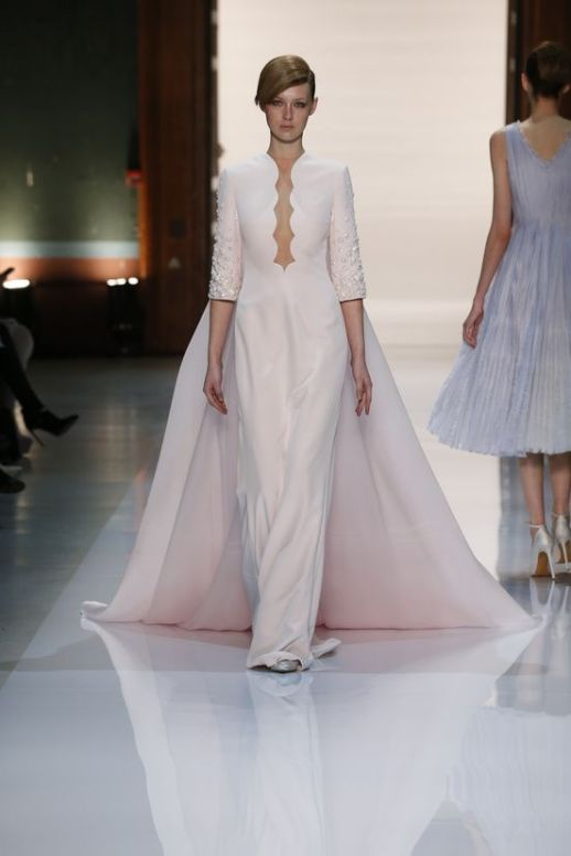 Georges Hobeika Spring Couture 2014