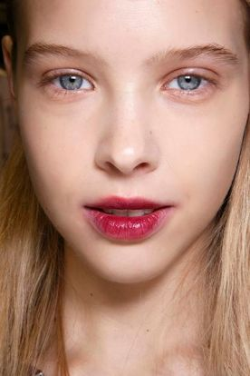 stained lips fall 2014 beauty trends 13