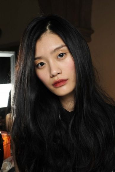 stained lips fall 2014 beauty trends 9