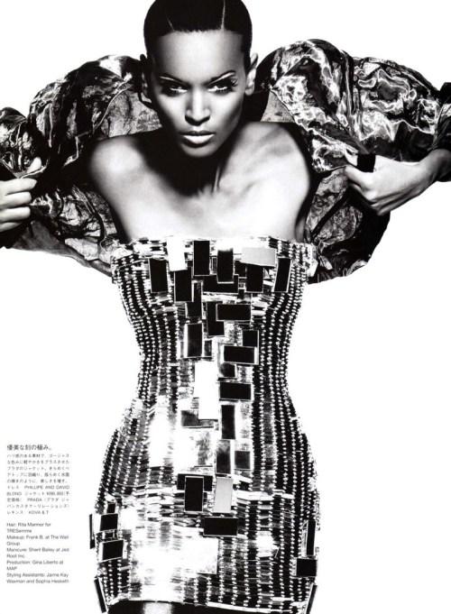 Vogue Nippon, February 2009