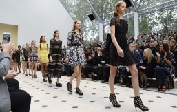 Finale for Burberry