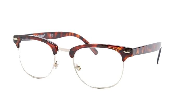 Urban Outfiters retro tortoise shell glasses, £18