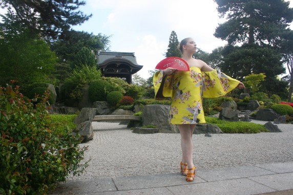 Japanese Gateway - Kew Gardens
