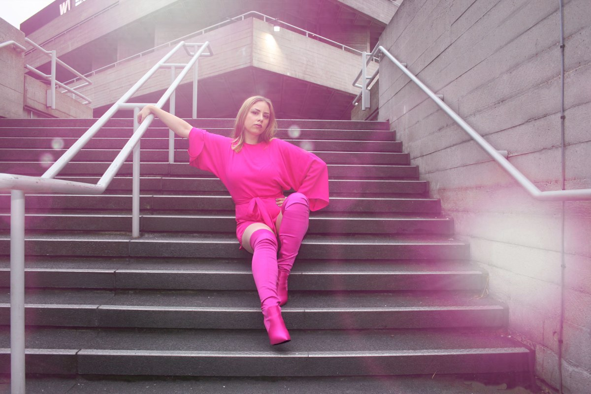 The Shoot: Royal National Theatre – Pinks