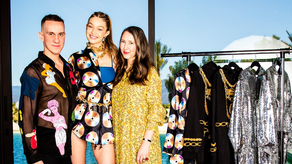 Get ready for the Moschino and H&M collaboration!