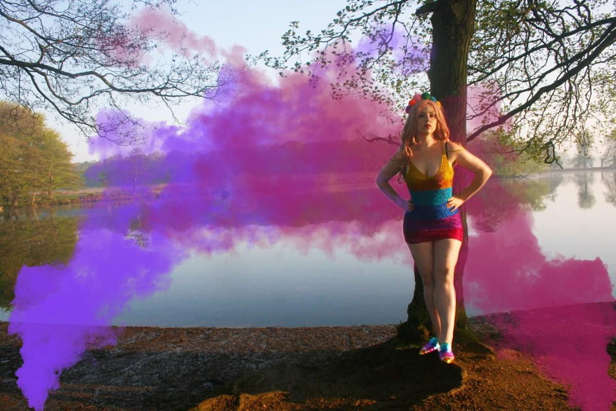 The Shoot: Embrace the Rainbow
