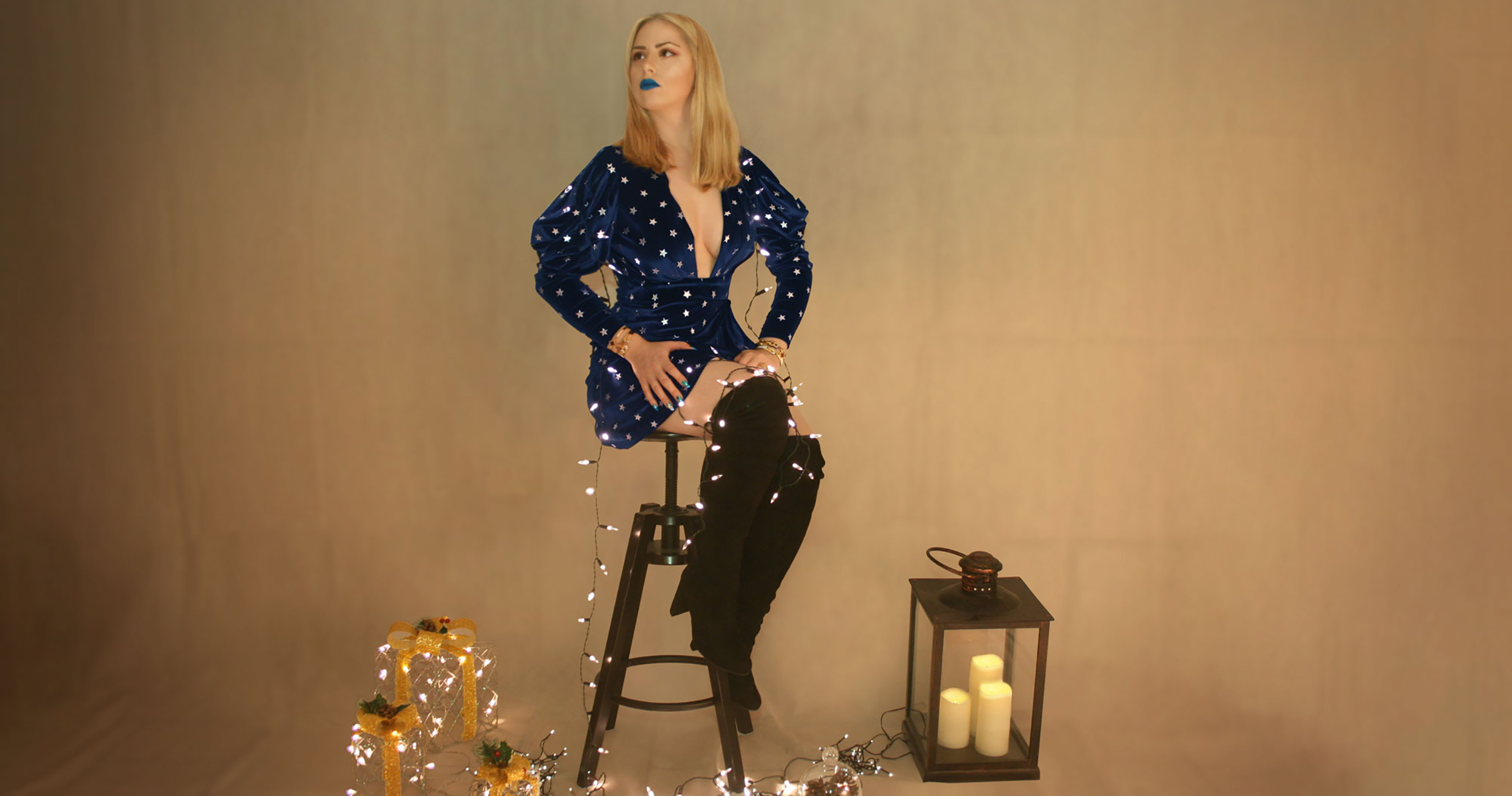 The Shoot: A Christmas Editorial, part 3