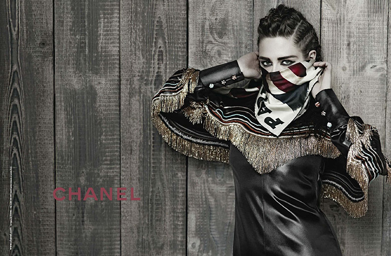 Chanel crowns Kristen Stewart as the brands new face
