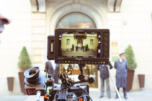 """Making of """"The Good Italian"""" by Caruso"""