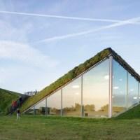 The Netherlands new Biesbosch Museum goes green