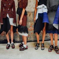 Vintage vibes at Proenza Schouler spring 2017