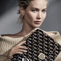 Jennifer Lawrence stars in another campaign for the House of Dior