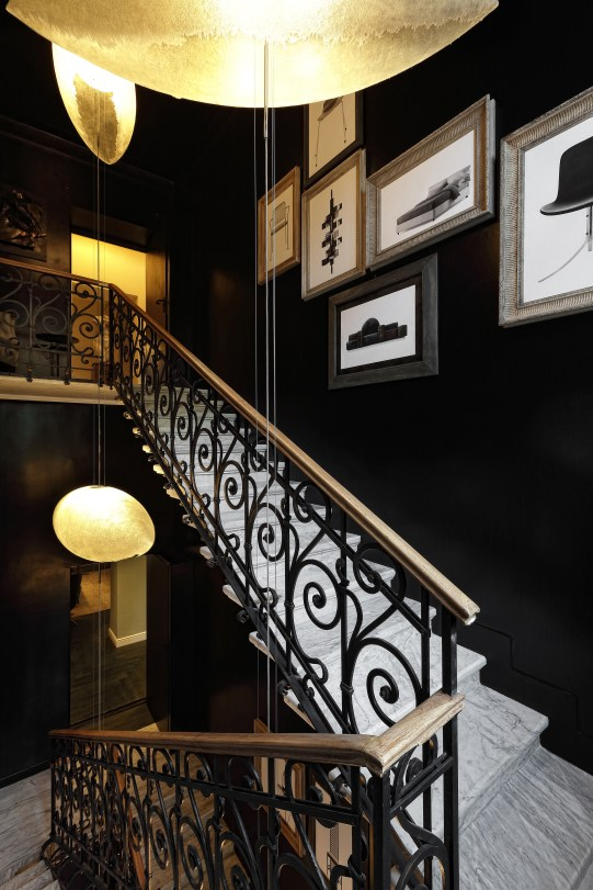 36_Salvioni Milano Durini_stairs