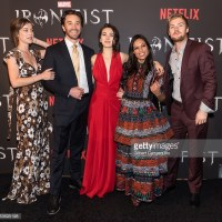 At The Iron Fist Premiere In NYC Jessica Stroup Wore The Best Look